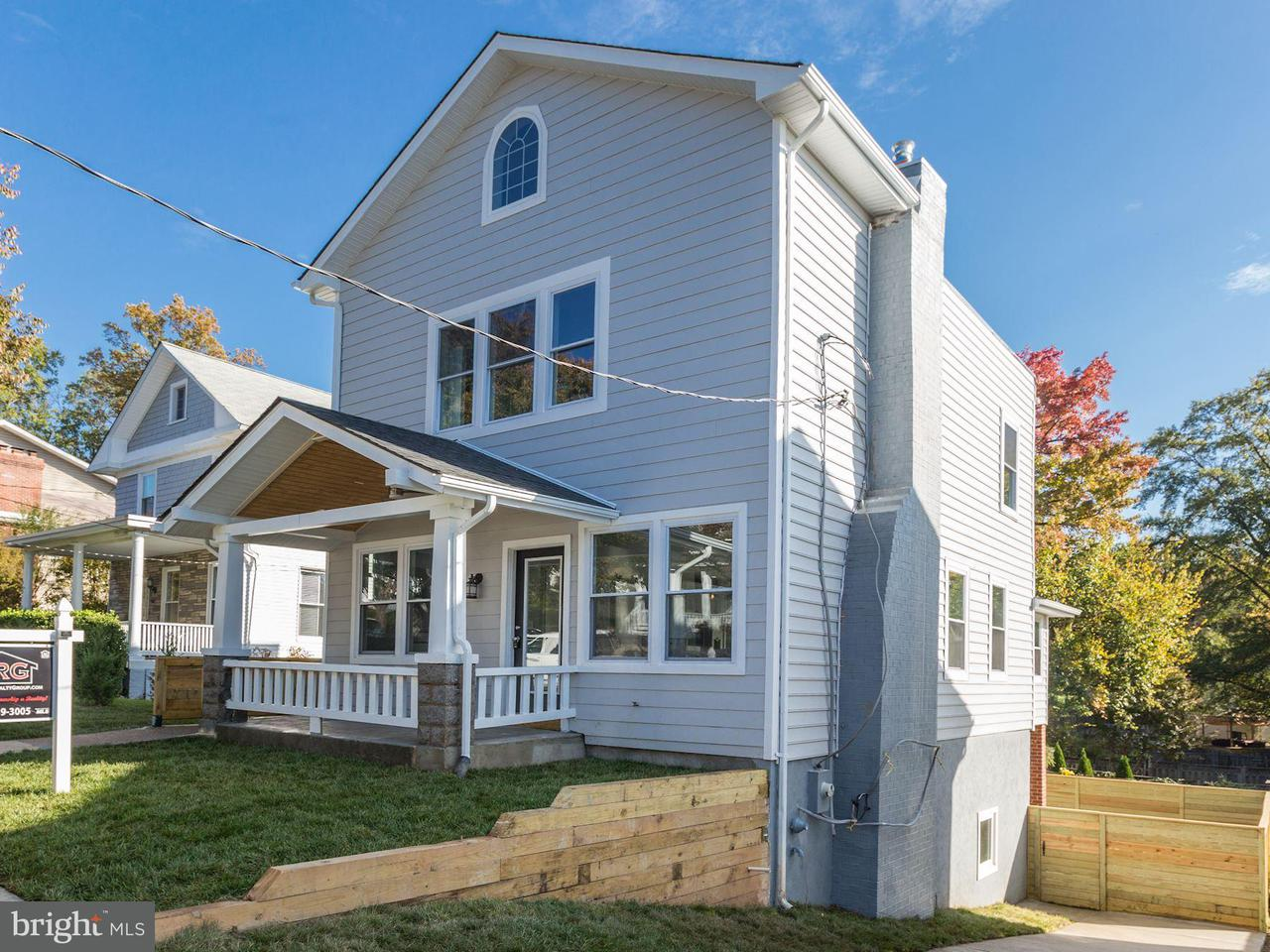 Single Family Home for Sale at 3005 26TH ST NE 3005 26TH ST NE Washington, District Of Columbia 20018 United States