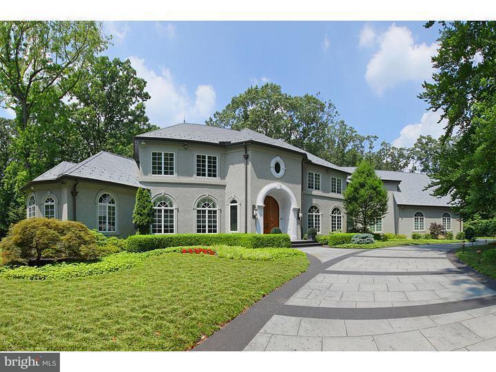 Maison unifamiliale pour l Vente à 1140 BARBARA Drive Cherry Hill, New Jersey 08003 États-Unis