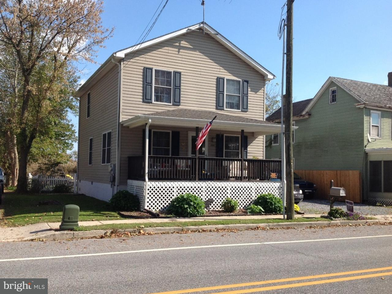 Single Family Home for Sale at 160 MAIN Street Little Creek, Delaware 19901 United States