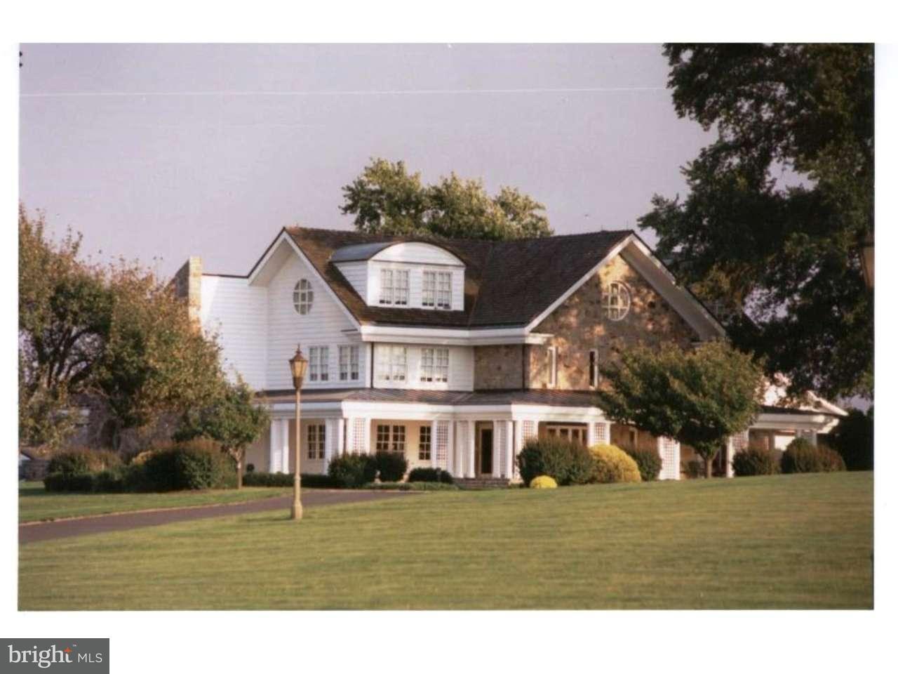 Частный односемейный дом для того Продажа на 1250 WALNUT Street Honey Brook, Пенсильвания 19344 Соединенные Штаты