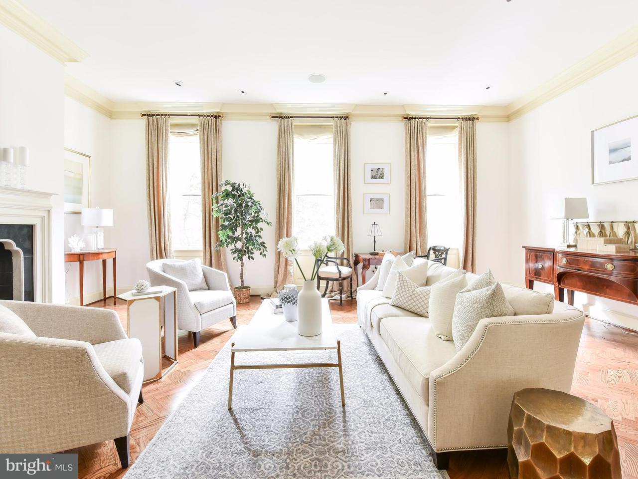 タウンハウス のために 売買 アット 1755 P ST NW 1755 P ST NW Washington, コロンビア特別区 20036 アメリカ合衆国