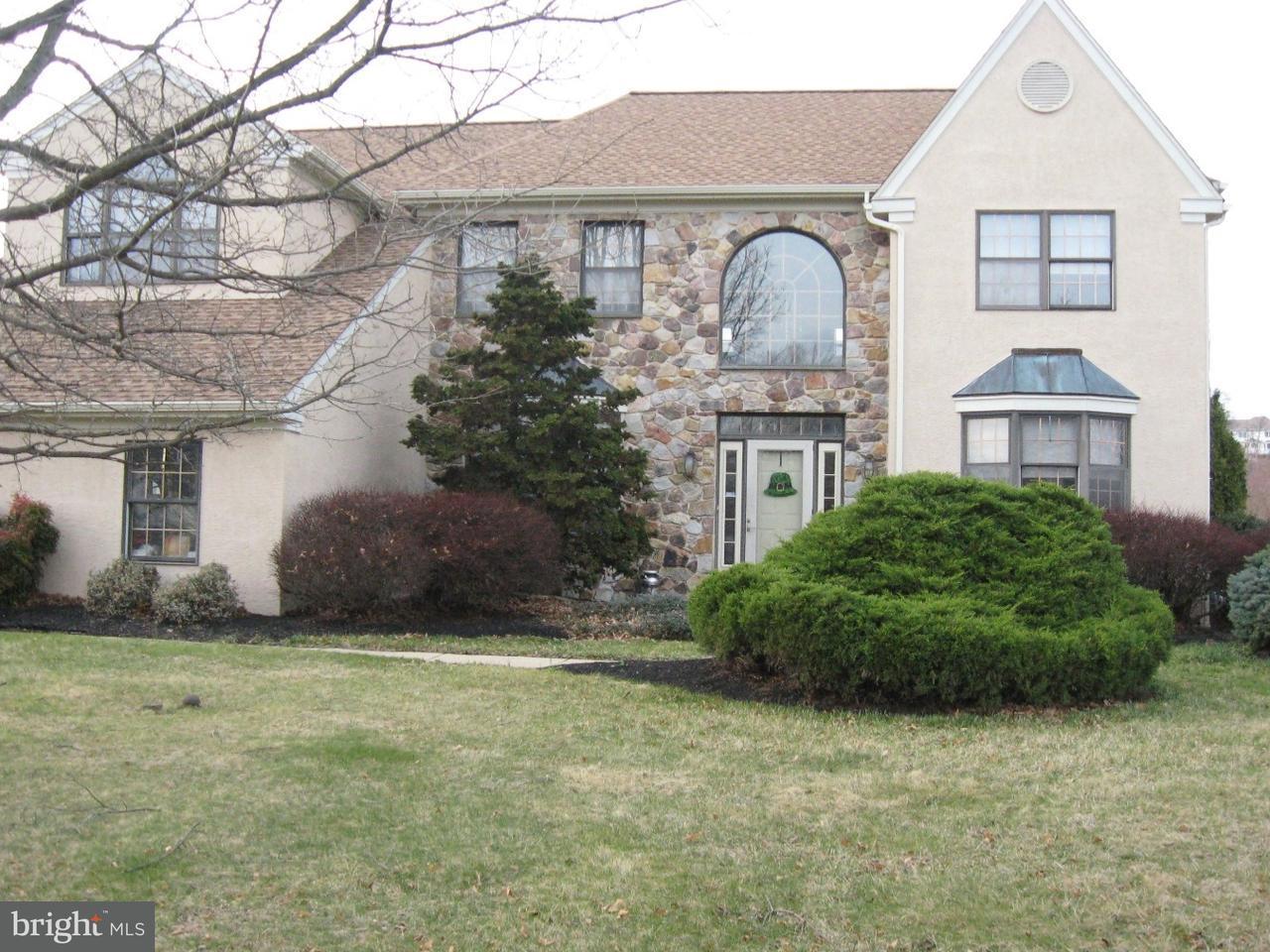 Maison unifamiliale pour l Vente à 1030 SKYLINE Circle Audubon, Pennsylvanie 19403 États-Unis