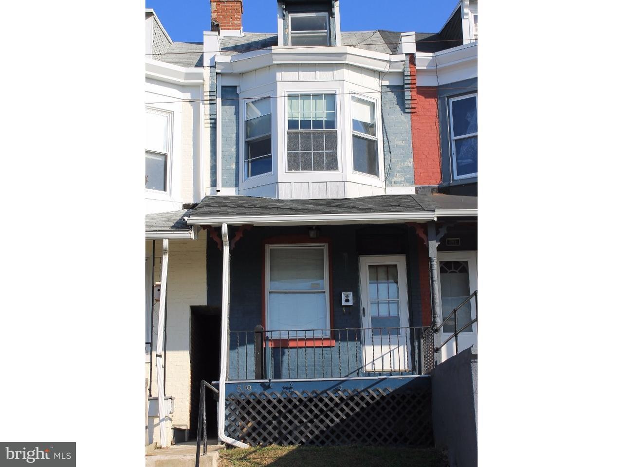Casa unifamiliar adosada (Townhouse) por un Venta en 539 LINDEN Street Reading, Pennsylvania 19604 Estados Unidos