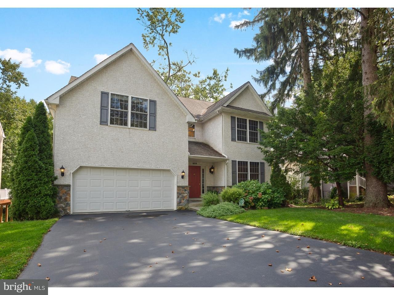 独户住宅 为 销售 在 809 BEECHWOOD Road Havertown, 宾夕法尼亚州 19083 美国