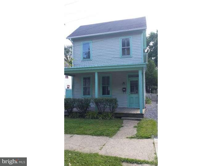 Single Family Home for Sale at 18 S GOVERNORS Avenue Dover, Delaware 19904 United States