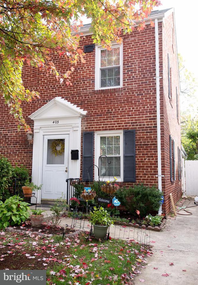 дуплекс для того Продажа на 403 VEITCH Street 403 VEITCH Street Arlington, Виргиния 22204 Соединенные Штаты