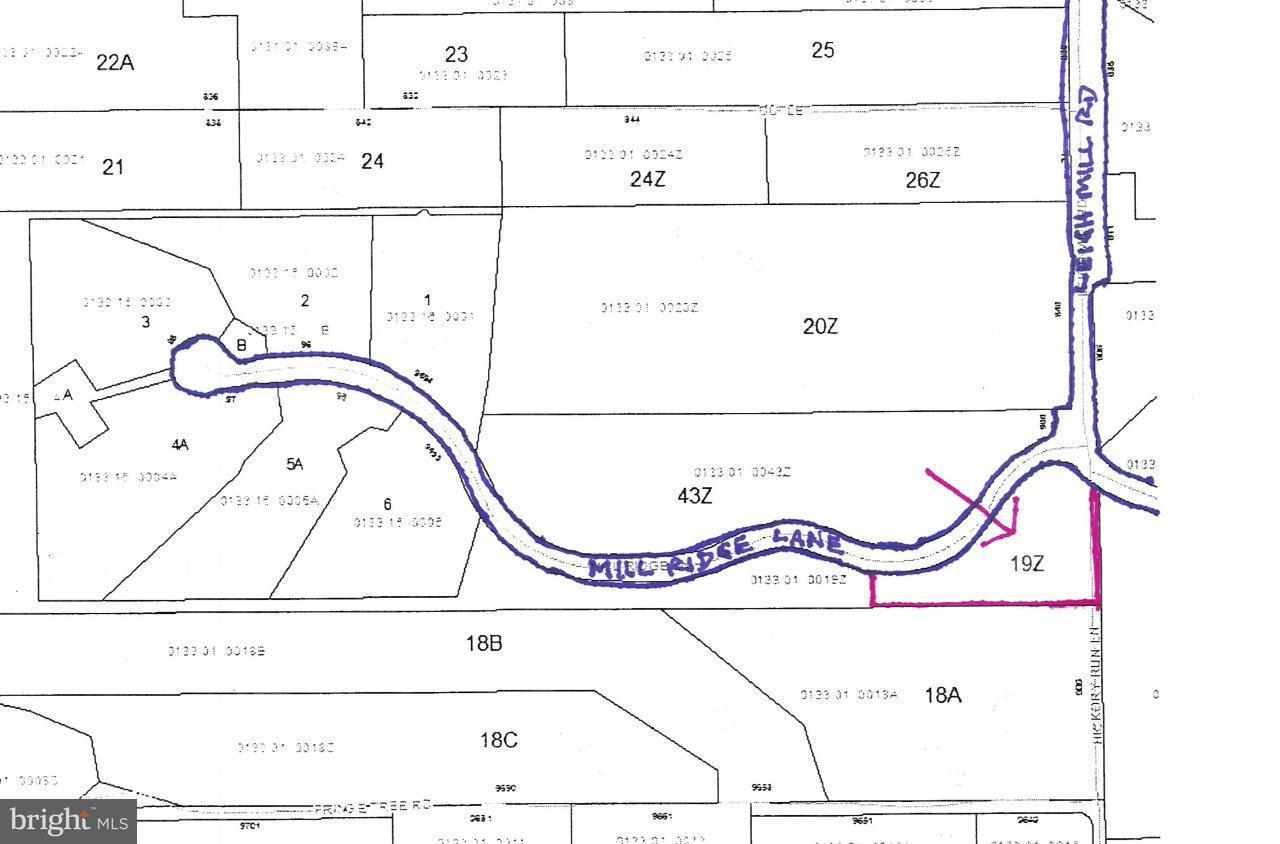 Land for Sale at MILL RIDGE Lane MILL RIDGE Lane Great Falls, Virginia 22066 United States