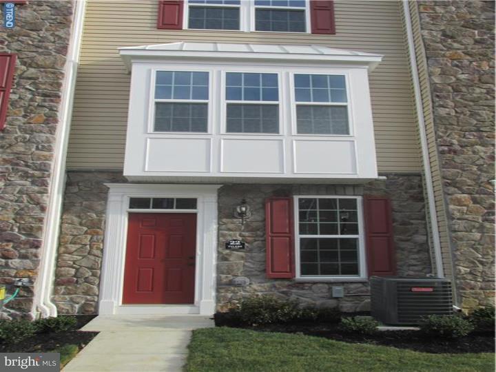 Maison accolée pour l à louer à 26 TYLERS Court Somerdale, New Jersey 08083 États-Unis