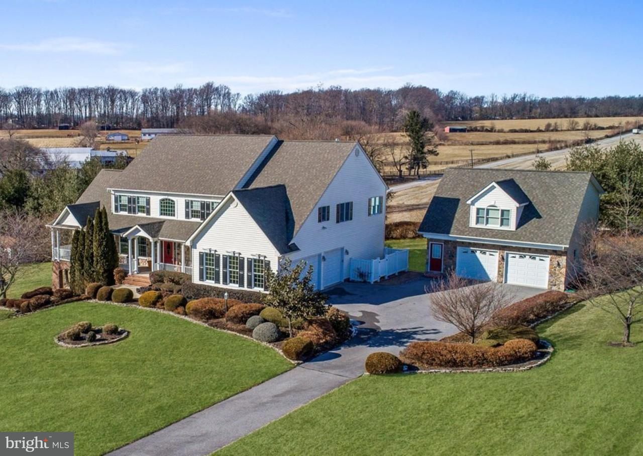 Single Family Home for Sale at 2976 LONESOME DOVE Road 2976 LONESOME DOVE Road Mount Airy, Maryland 21771 United States