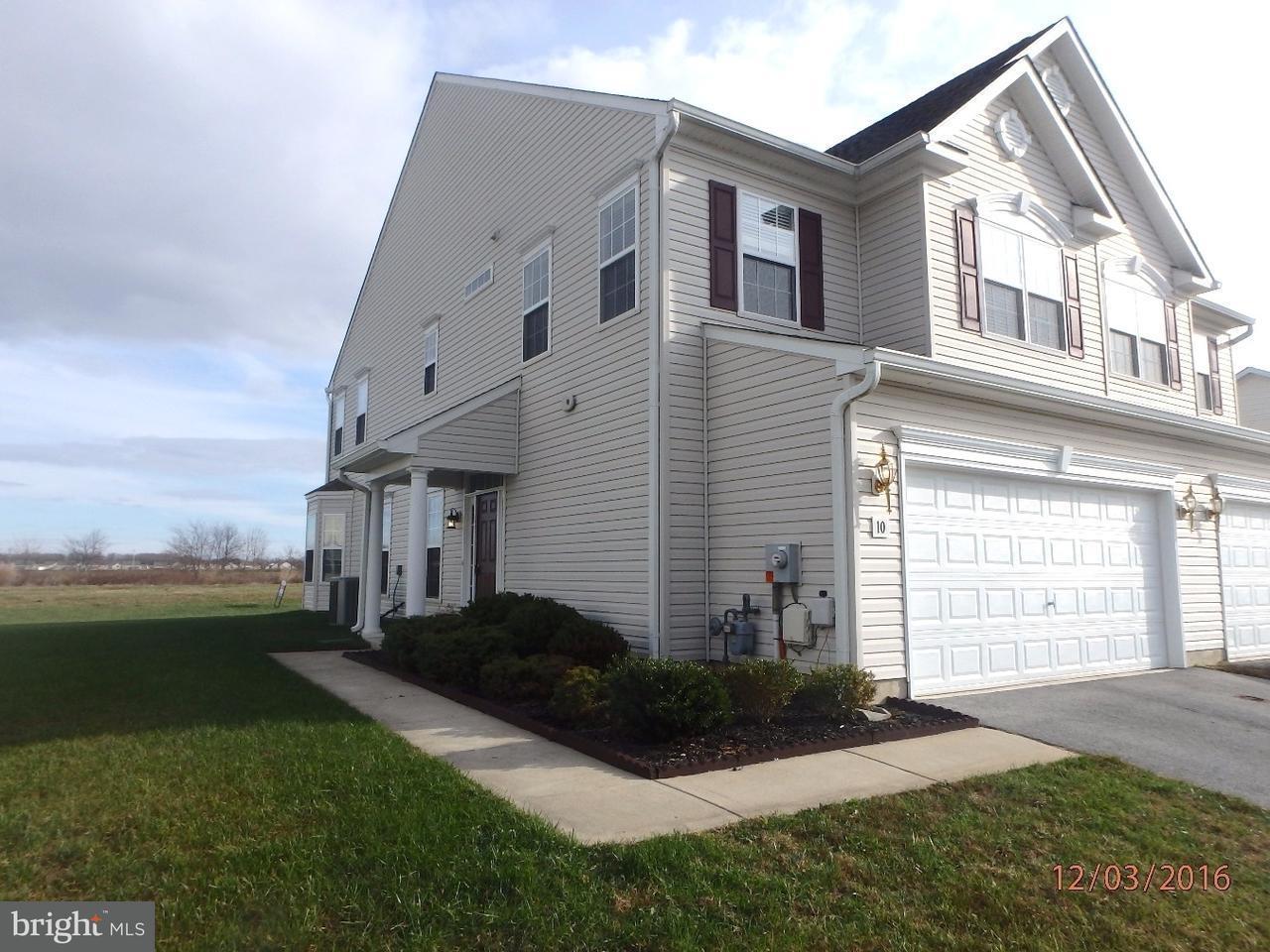 Duplex for Rent at 10 ALDERBROOK Court Smyrna, Delaware 19977 United States
