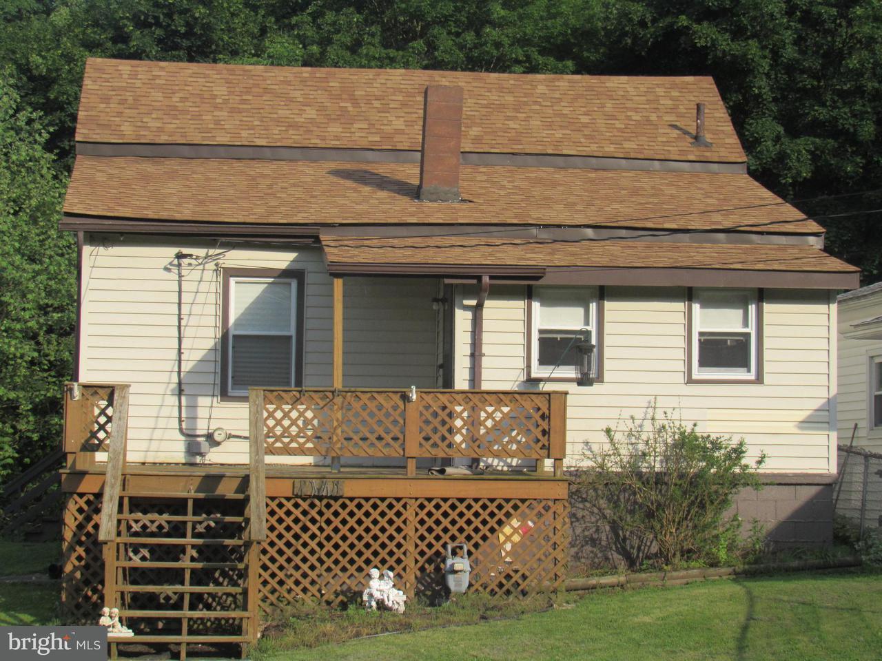 Single Family for Sale at 18 Island St Lonaconing, Maryland 21539 United States