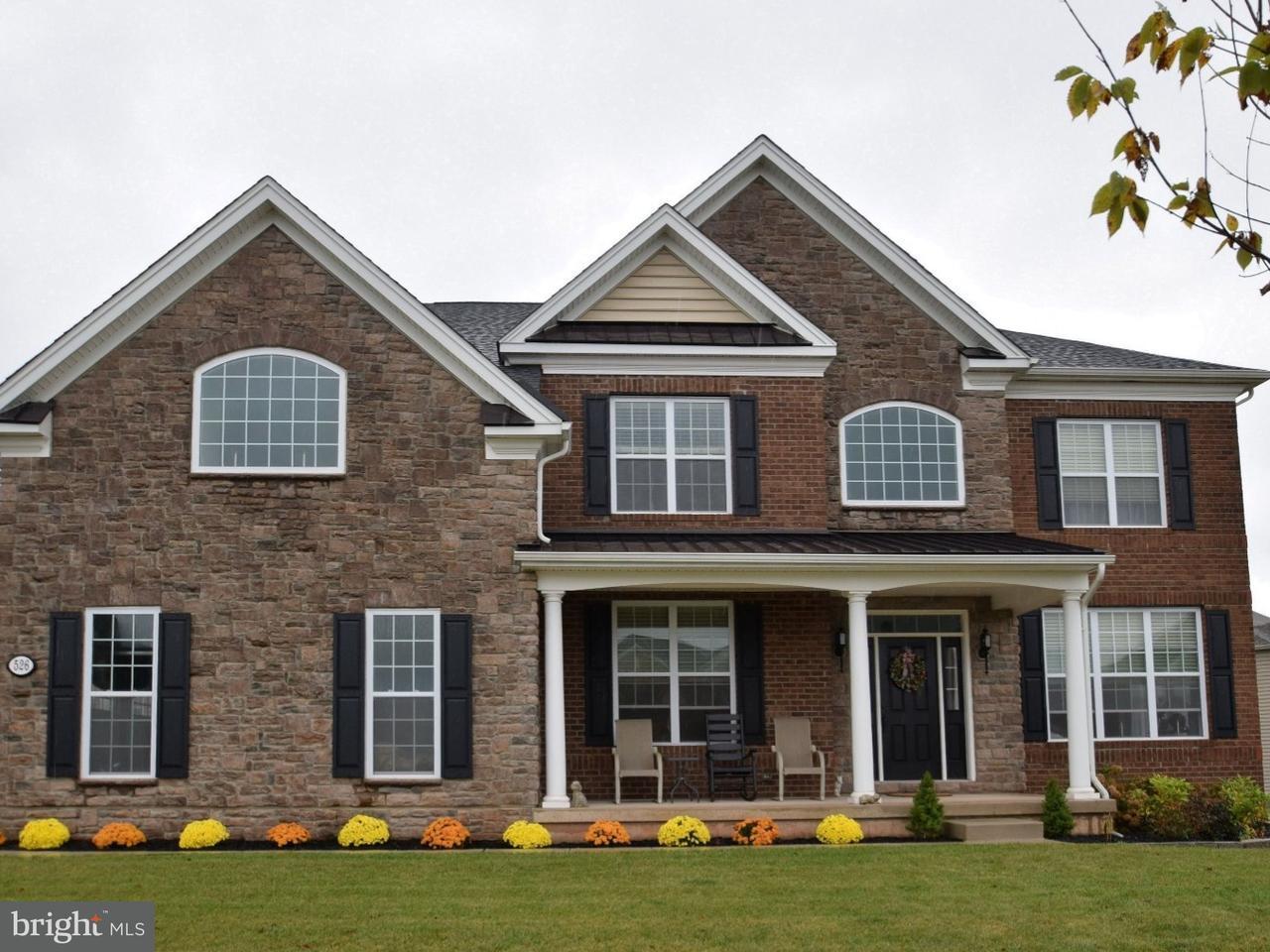 Maison unifamiliale pour l Vente à 526 GRAYSON Lane Harleysville, Pennsylvanie 19438 États-Unis