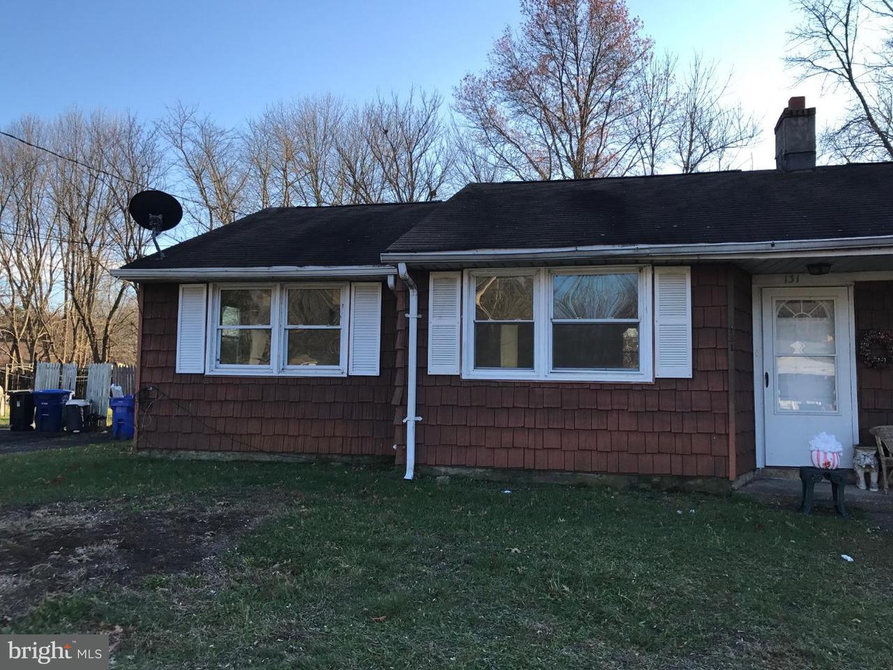 联栋屋 为 出租 在 131 LEMMON AVE #131 Pemberton, 新泽西州 08068 美国