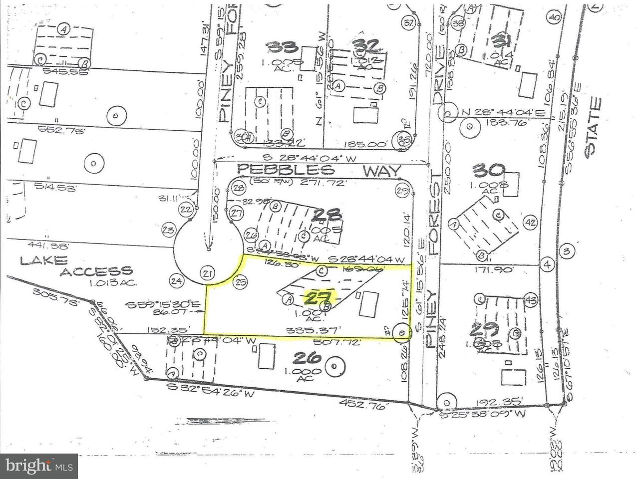 Land for Sale at 11332 Piney Forest Dr Bumpass, Virginia 23024 United States