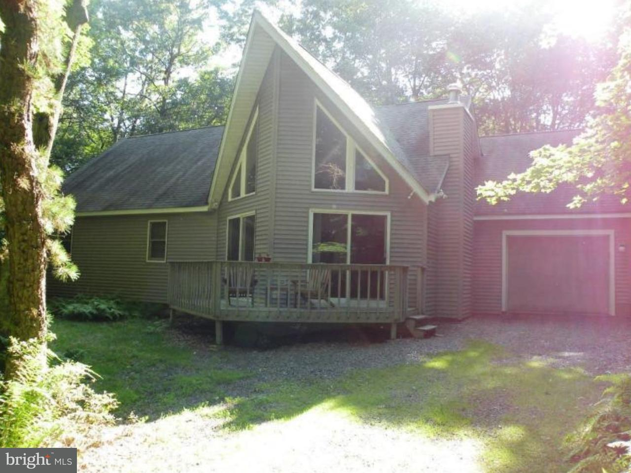 Single Family Home for Sale at 198 GINSBURG Circle Albrightsville, Pennsylvania 18210 United States