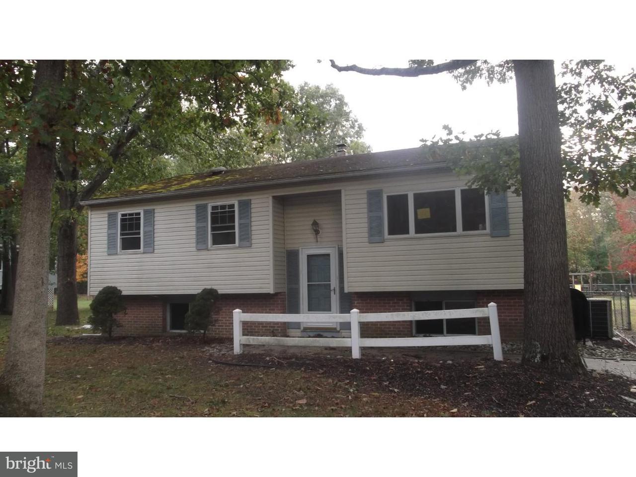Частный односемейный дом для того Продажа на 214 FRONT Street Vincentown, Нью-Джерси 08088 Соединенные Штаты