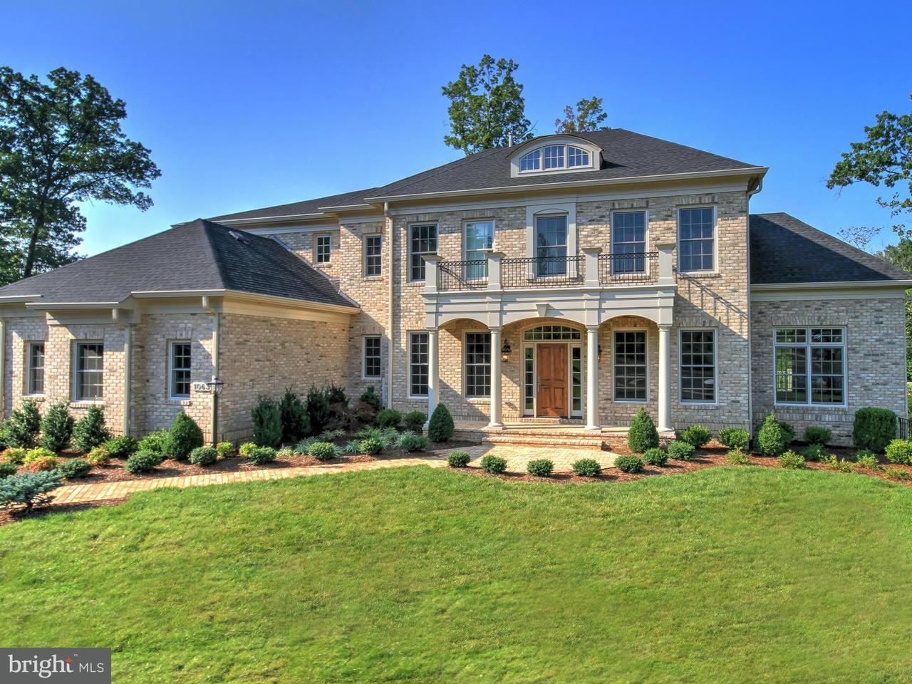 Частный односемейный дом для того Продажа на HARLEY Road HARLEY Road Lorton, Виргиния 22079 Соединенные Штаты