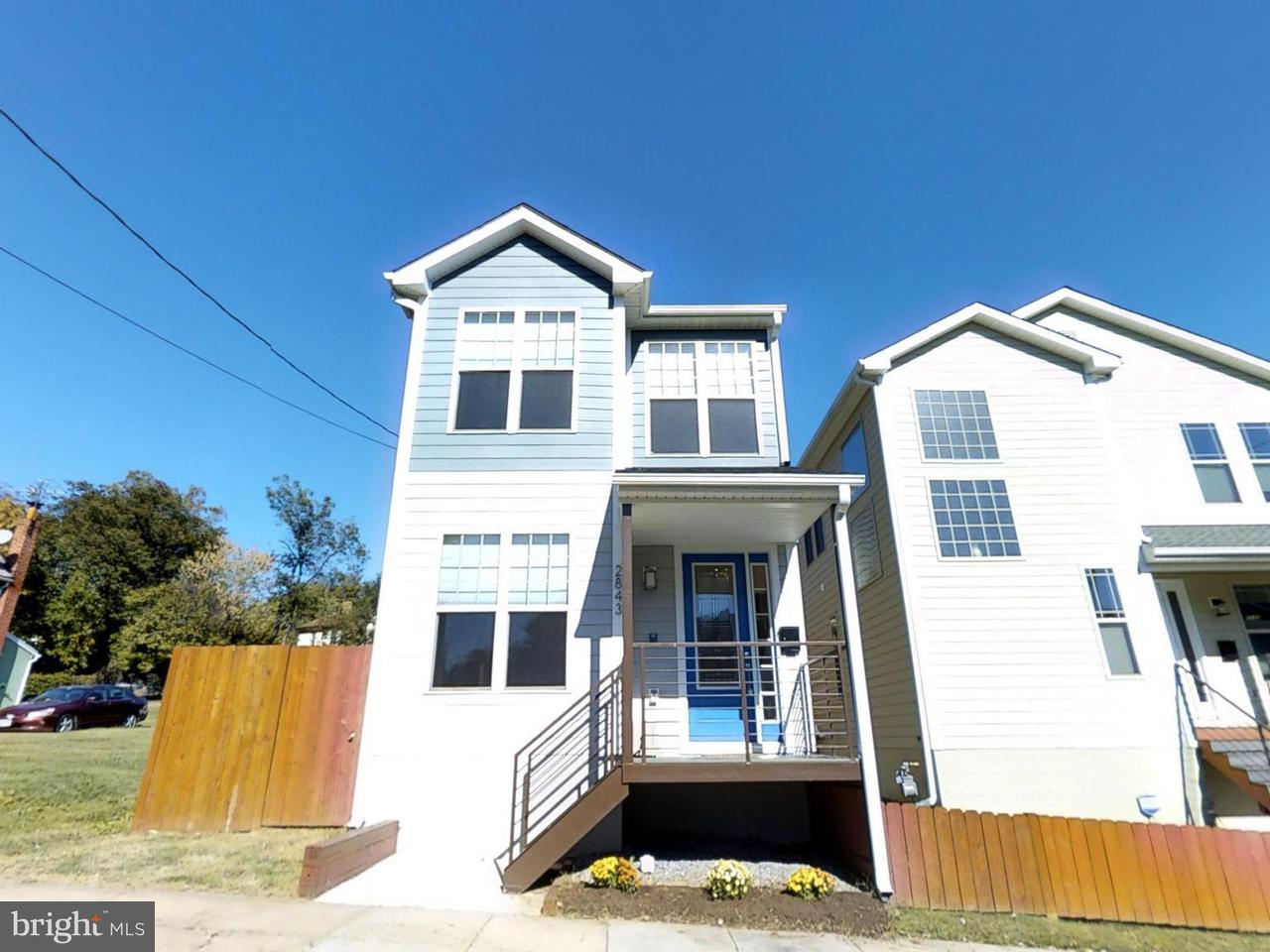 Single Family Home for Sale at 2843 BELAIR PL NE 2843 BELAIR PL NE Washington, District Of Columbia 20018 United States