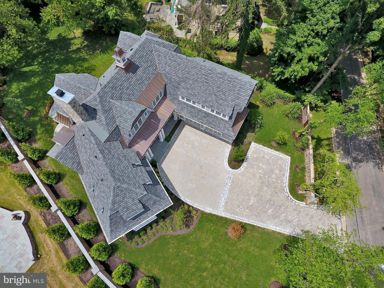 Maison unifamiliale pour l Vente à 70 LAFAYETTE Road Princeton, New Jersey 08540 États-UnisDans/Autour: Princeton