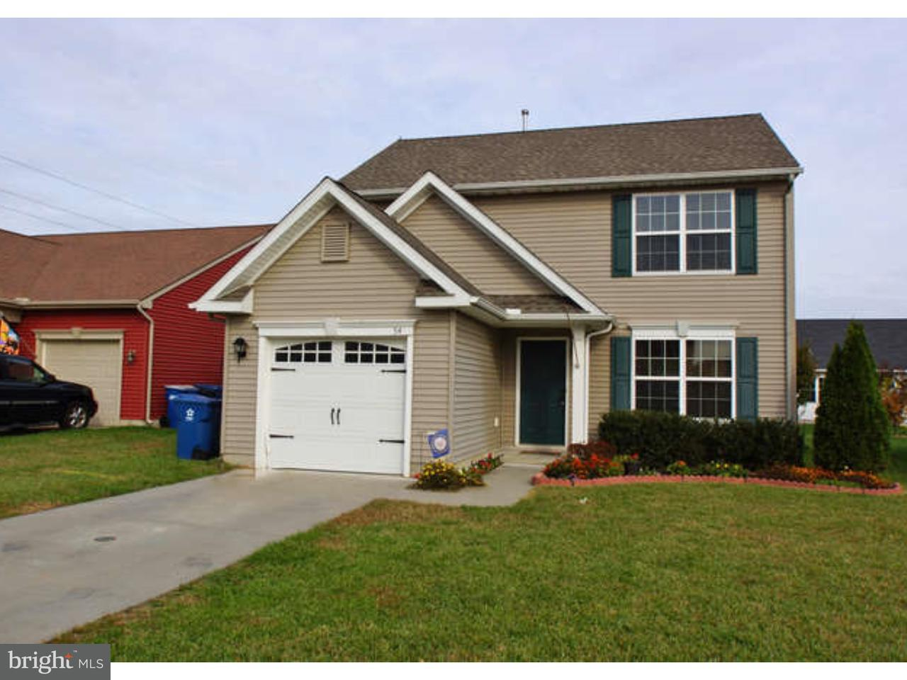 Single Family Home for Rent at 54 FIELDMAPLE Drive Camden Wyoming, Delaware 19934 United States