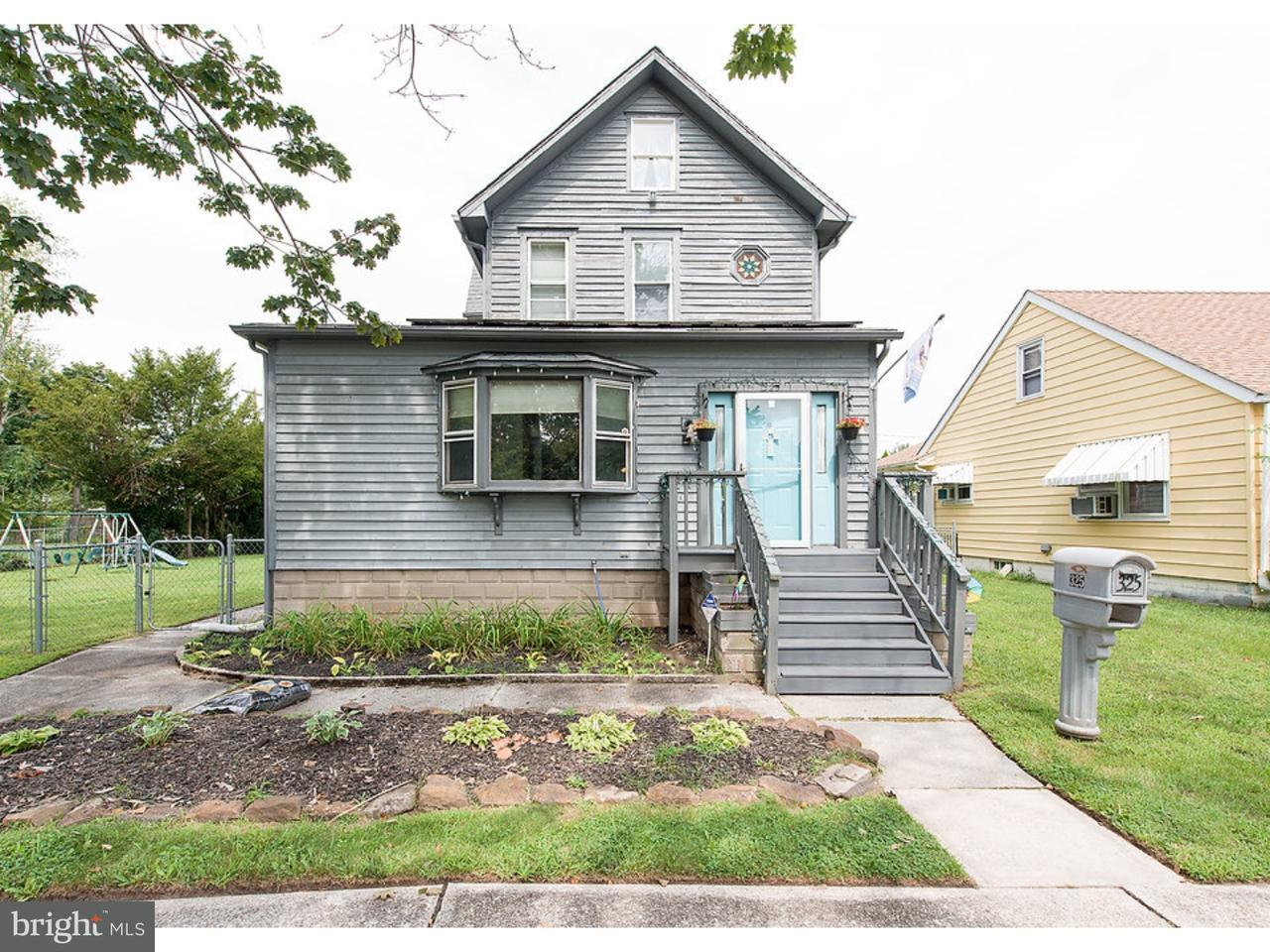 Single Family Home for Sale at 325 SAINT LOUIS Avenue Egg Harbor City, New Jersey 08215 United States