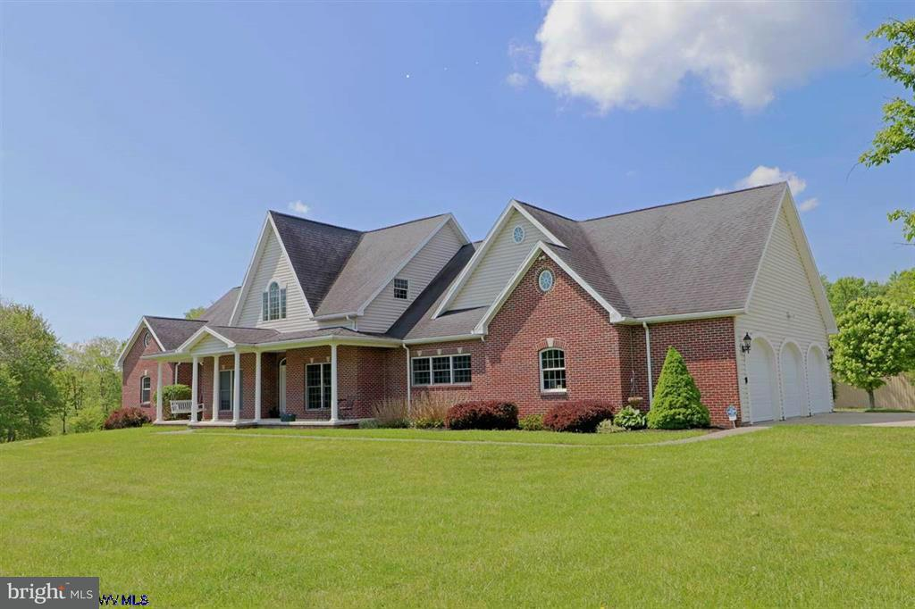 Single Family for Sale at 1289 Harmony Grove Rd Bruceton Mills, West Virginia 26525 United States