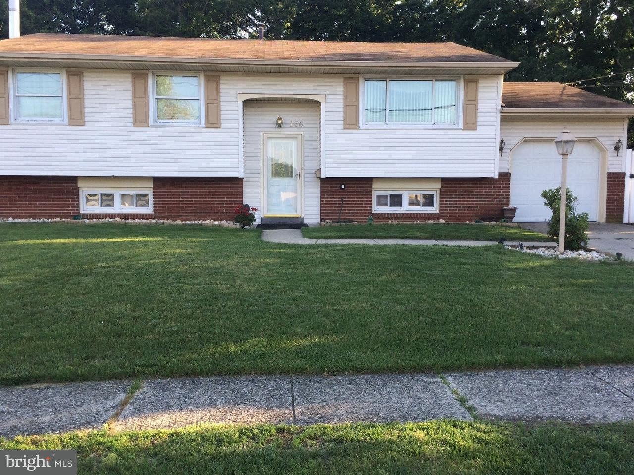 Single Family Home for Rent at 156 PRINCETON Place Monroe Township, New Jersey 08094 United StatesMunicipality: Monroe Township