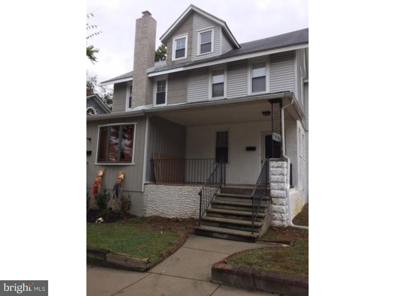 Townhouse for Rent at 156 LAFAYETTE Road Audubon, New Jersey 08106 United States