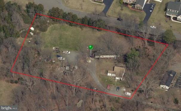 Земля для того Продажа на 25219 Elk Lick Road 25219 Elk Lick Road Chantilly, Виргиния 20152 Соединенные Штаты