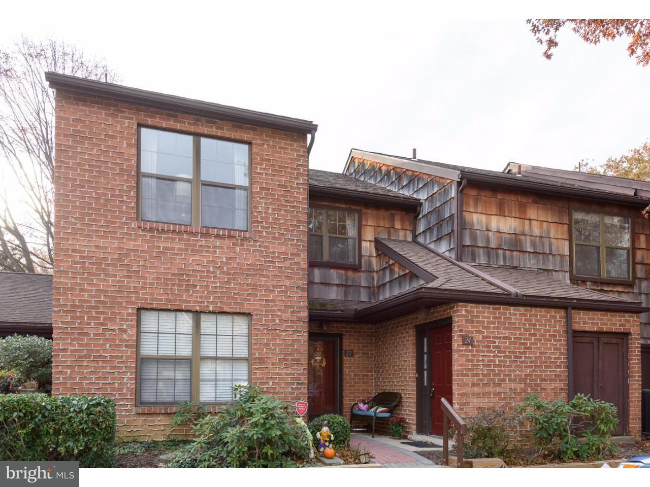 共管式独立产权公寓 为 销售 在 24 WITHERSPOON CT #127 Chesterbrook, 宾夕法尼亚州 19087 美国