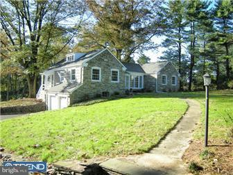 Частный односемейный дом для того Аренда на 1330 YOUNGSFORD Road Gladwyne, Пенсильвания 19035 Соединенные Штаты