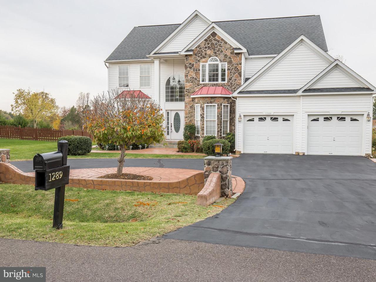 Einfamilienhaus für Verkauf beim 1289 GREENFIELD Court 1289 GREENFIELD Court Locust Grove, Virginia 22508 Vereinigte Staaten