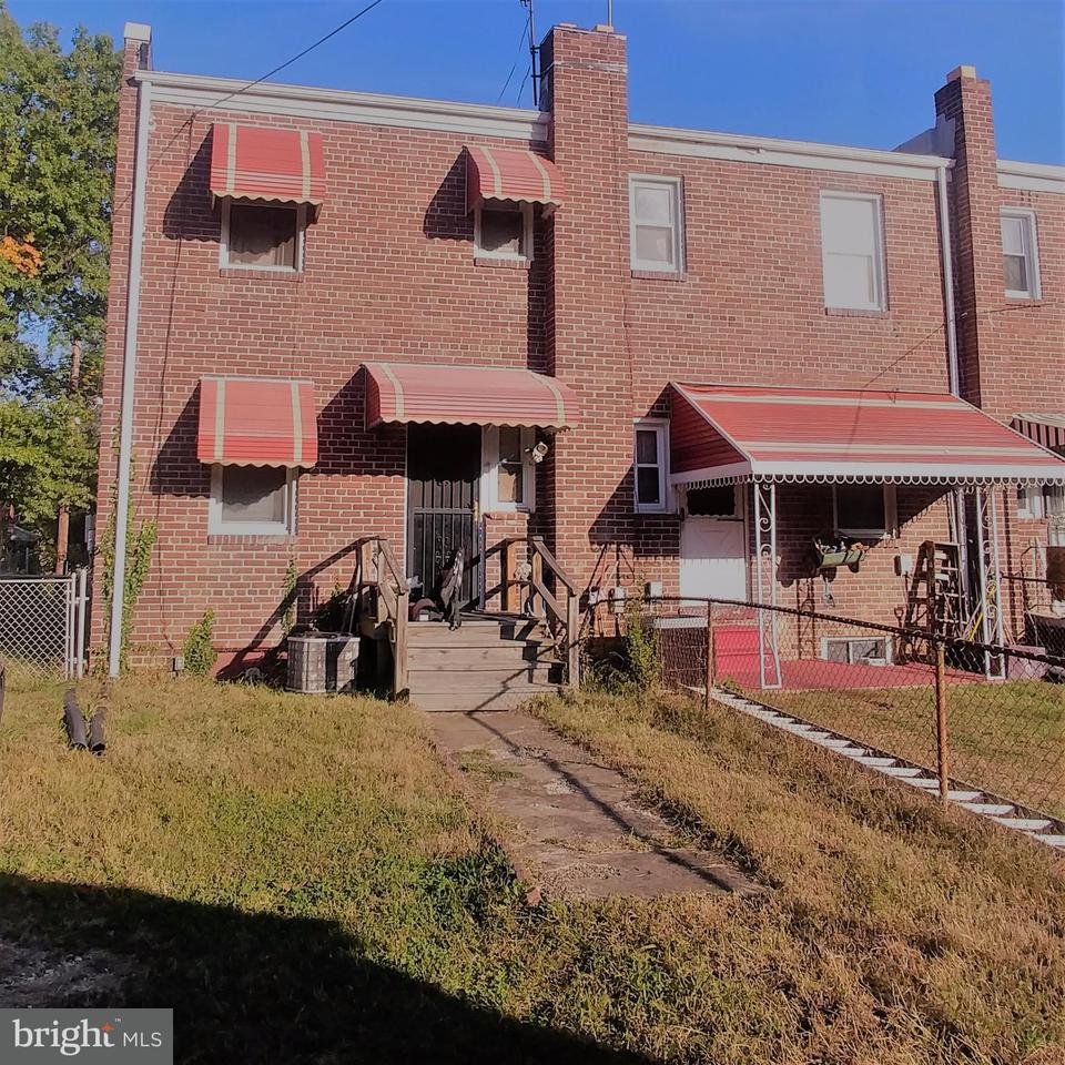 Single Family for Sale at 1549 42nd St SE Washington, District Of Columbia 20020 United States