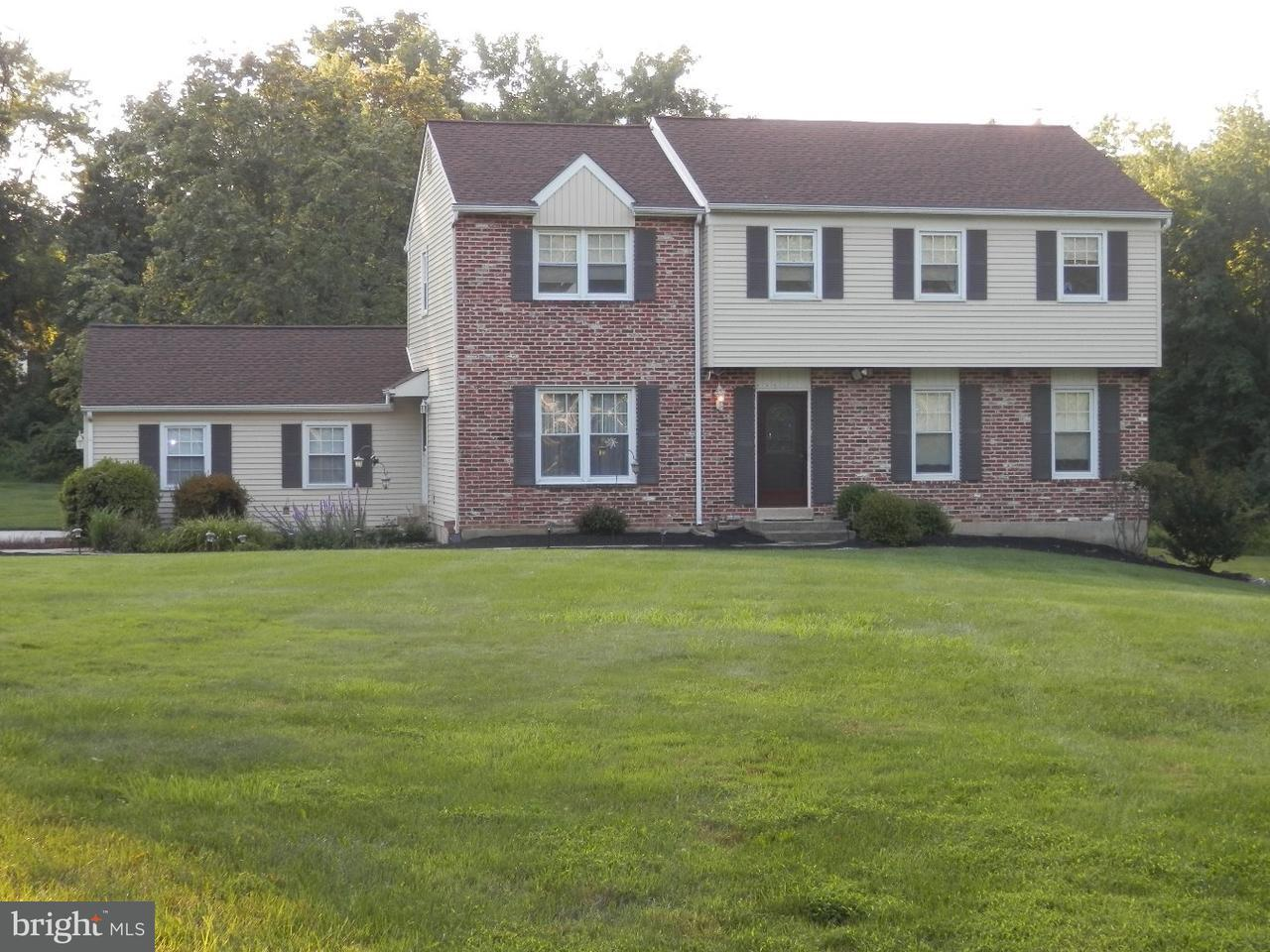 Single Family Home for Sale at 60 COLONIAL Circle Thornton, Pennsylvania 19373 United States