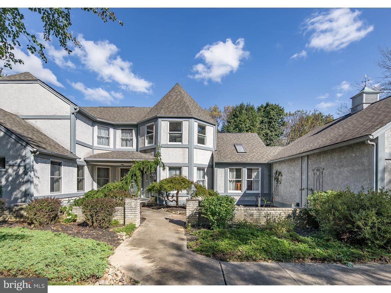 Maison unifamiliale pour l Vente à 435 MULBERRY Court Langhorne, Pennsylvanie 19047 États-Unis