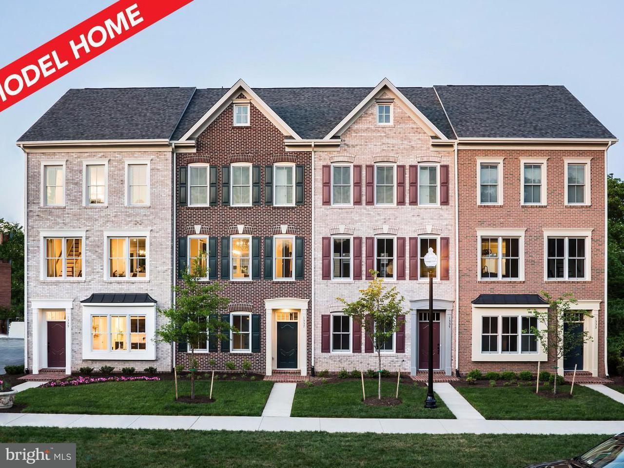Single Family for Sale at 1361 Powhatan St Alexandria, Virginia 22314 United States