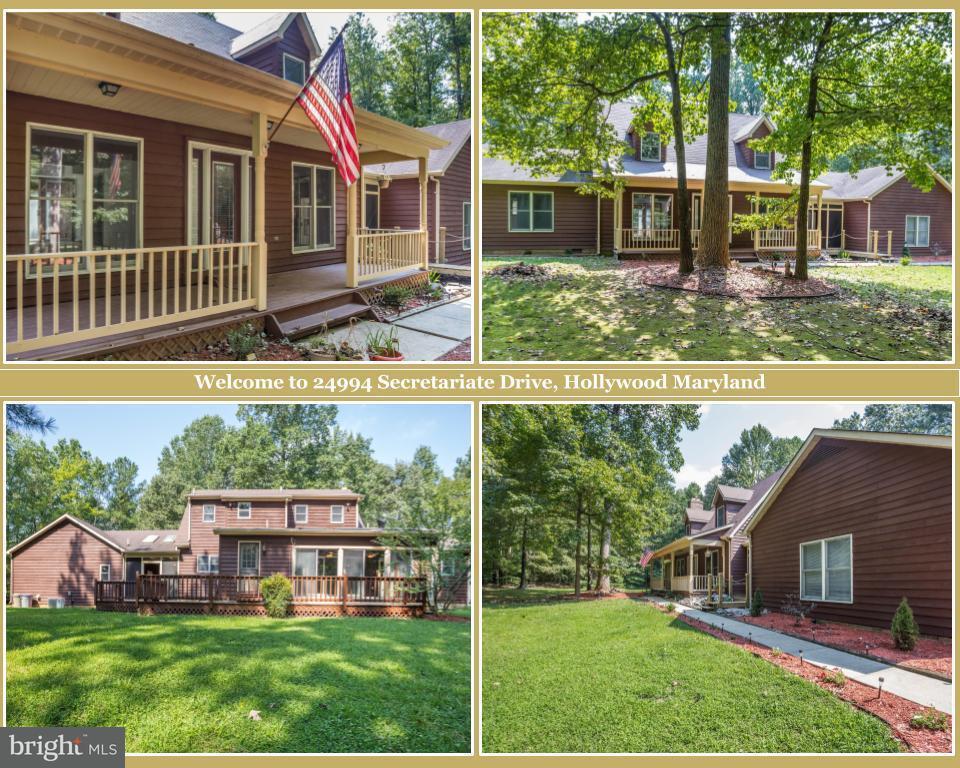 Farm for Sale at 24994 SECRETARIATE Drive 24994 SECRETARIATE Drive Hollywood, Maryland 20636 United States