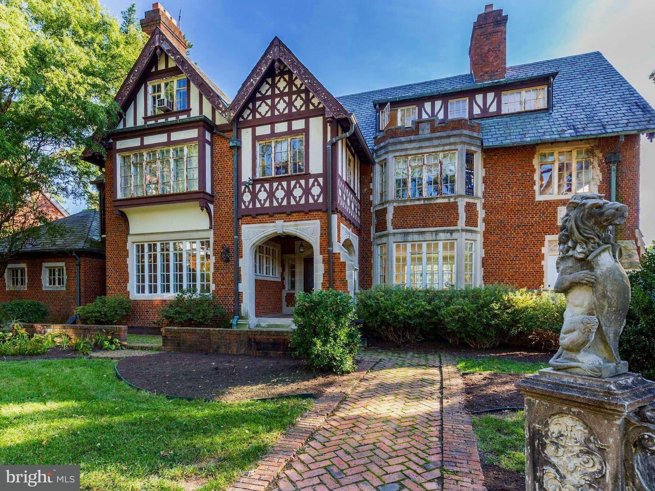 Μονοκατοικία για την Πώληση στο 4801 BLAGDEN AVE NW 4801 BLAGDEN AVE NW Washington, Περιφερεια Τησ Κολουμπια 20011 Ηνωμενεσ Πολιτειεσ