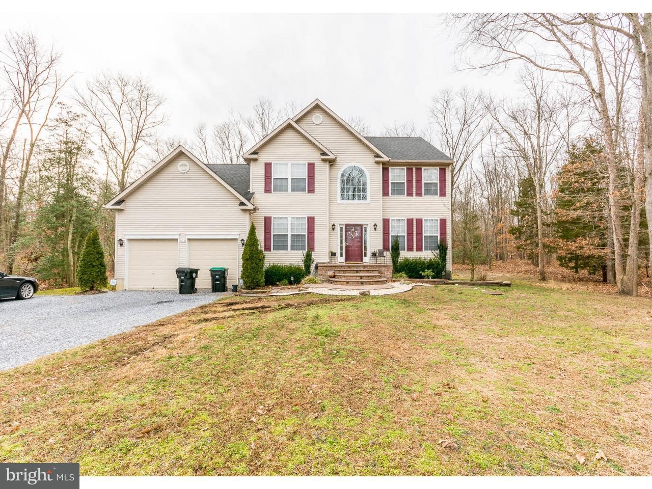 Casa Unifamiliar por un Alquiler en 623 WILBY Road Sicklerville, Nueva Jersey 08081 Estados Unidos