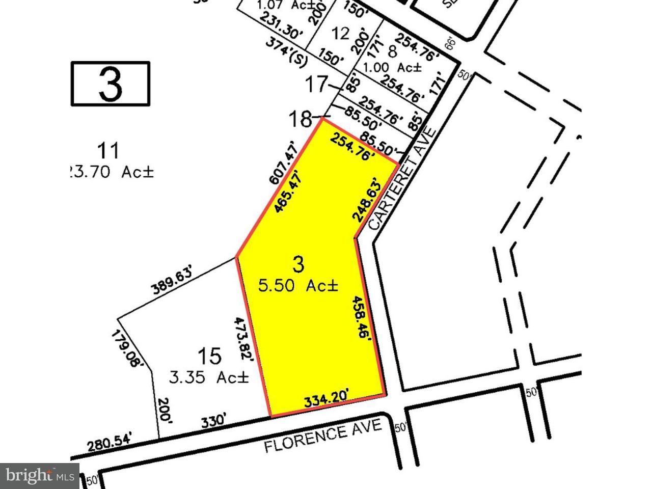Casa Unifamiliar por un Venta en 345 FLORENCE Avenue Westville, Nueva Jersey 08093 Estados Unidos