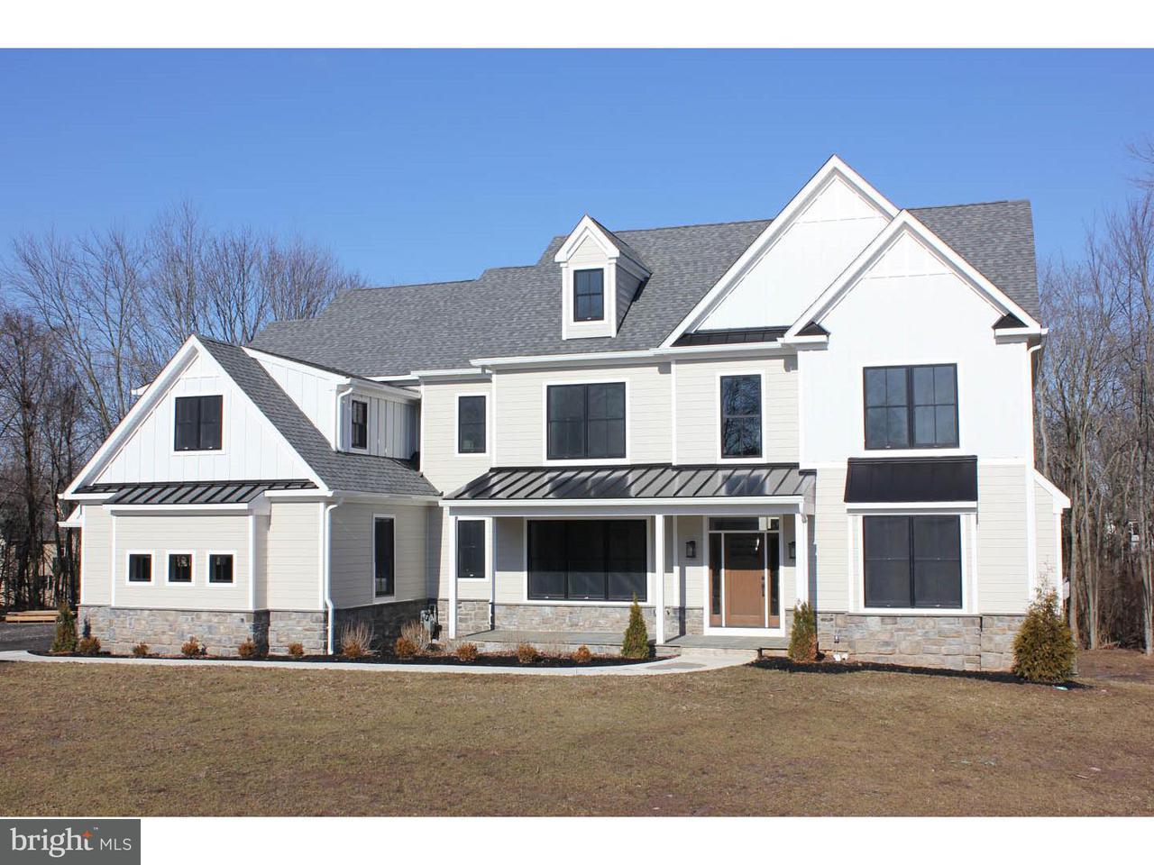 Maison unifamiliale pour l Vente à 1405 CEDAR HILL Road Ambler, Pennsylvanie 19002 États-Unis