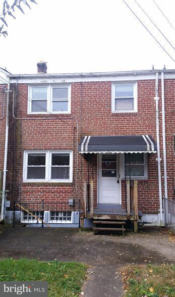 Single Family for Sale at 844 Reverdy Rd Baltimore, Maryland 21212 United States