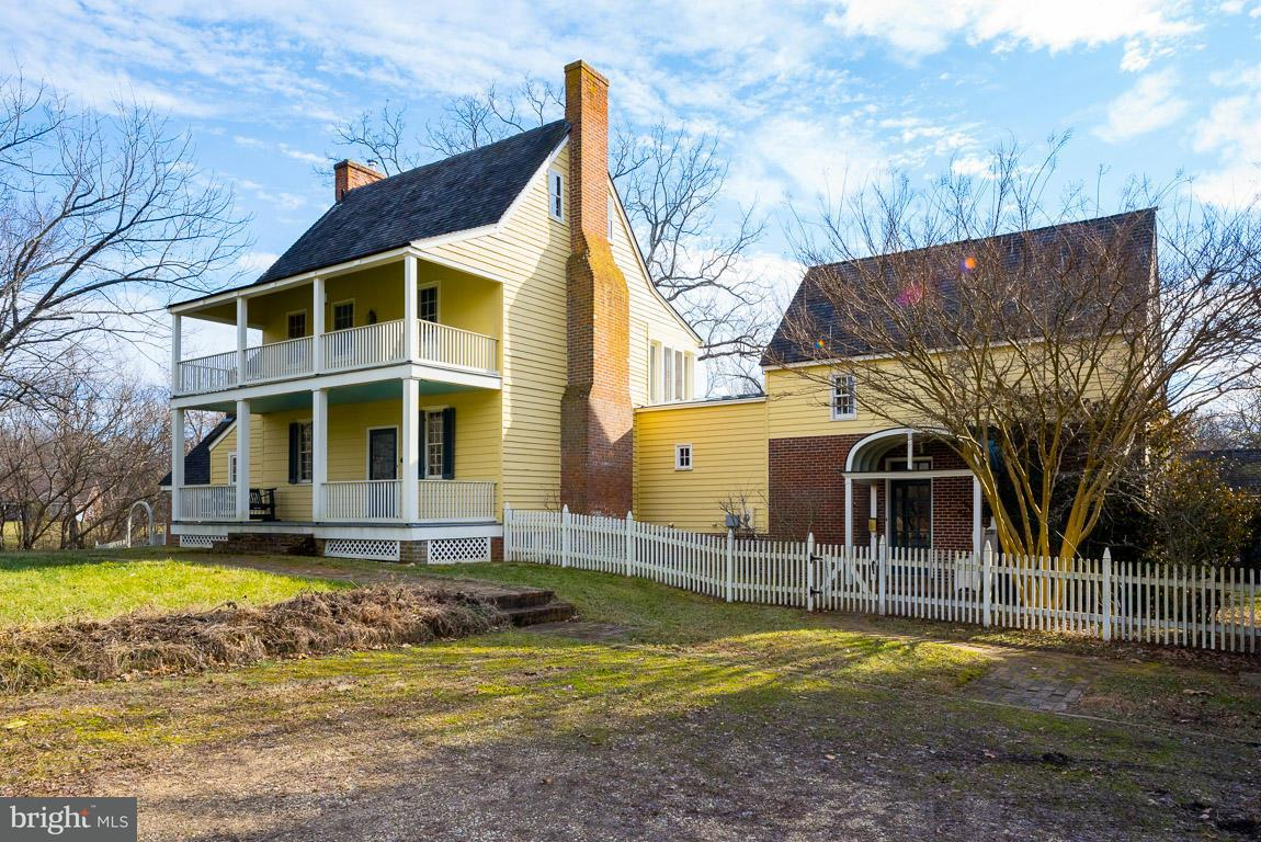 Single Family Home for Sale at 9205 MARSHALL CORNER Road 9205 MARSHALL CORNER Road Pomfret, Maryland 20675 United States