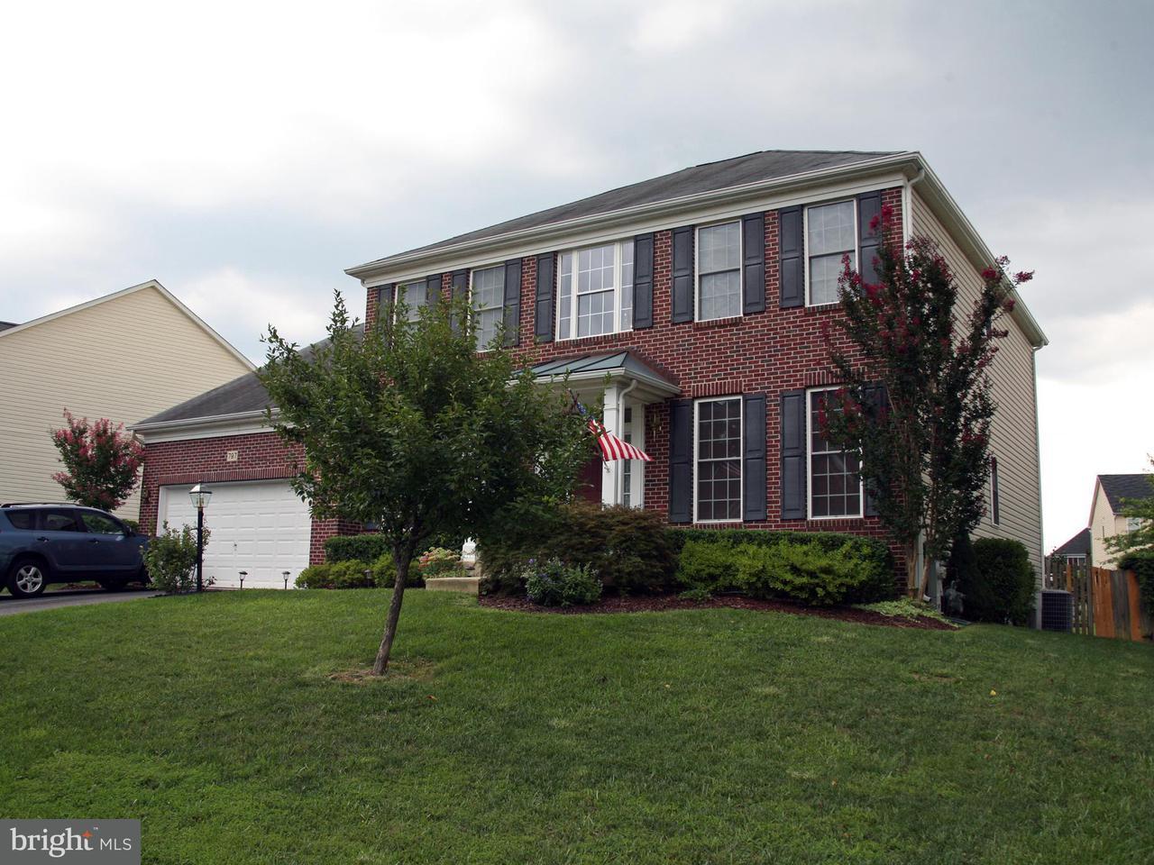 Maison unifamiliale pour l Vente à 797 SENECA Drive 797 SENECA Drive Odenton, Maryland 21113 États-Unis