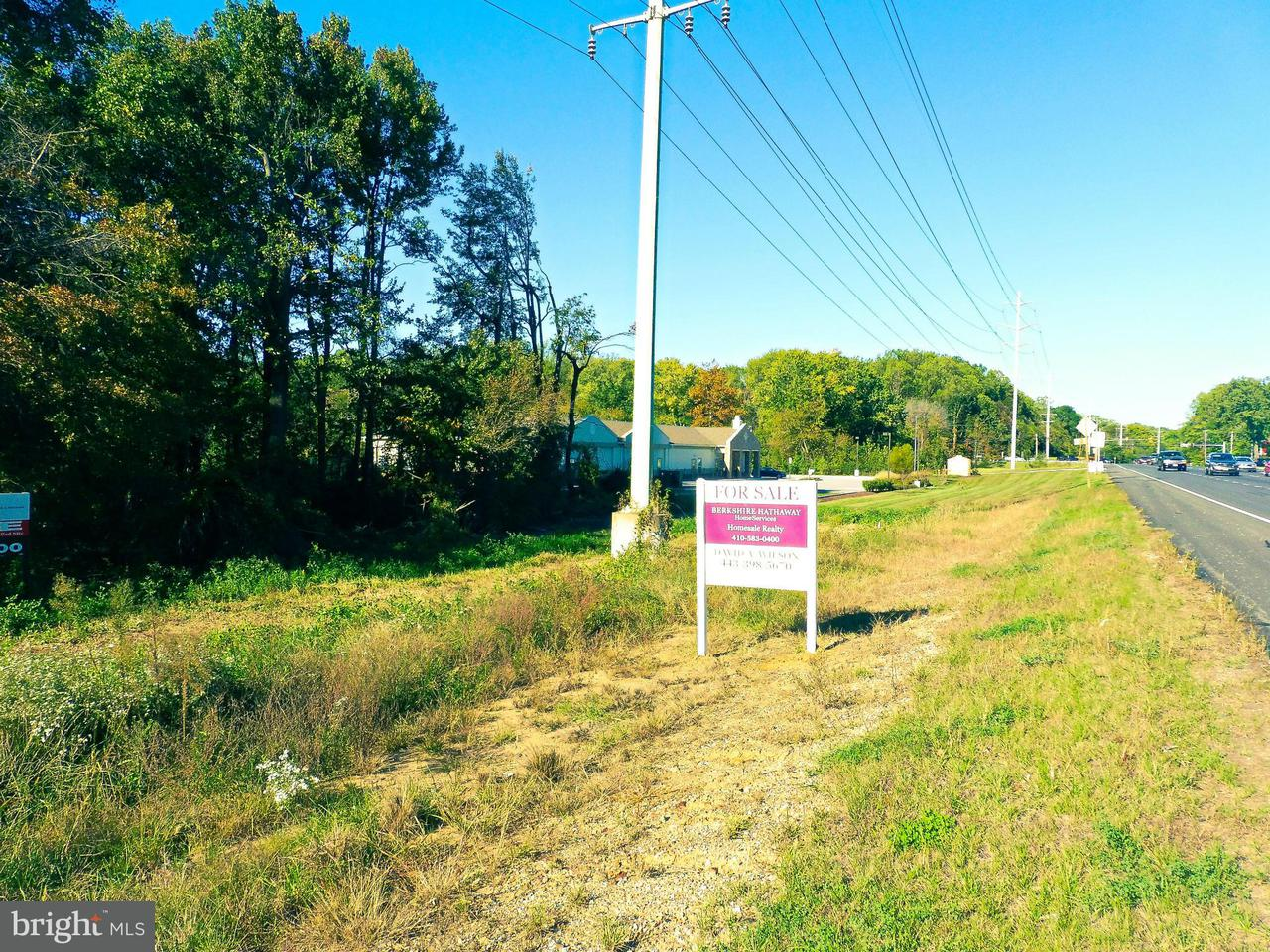 Land for Sale at 690 CRAIN HWY S 690 CRAIN HWY S Gambrills, Maryland 21054 United States