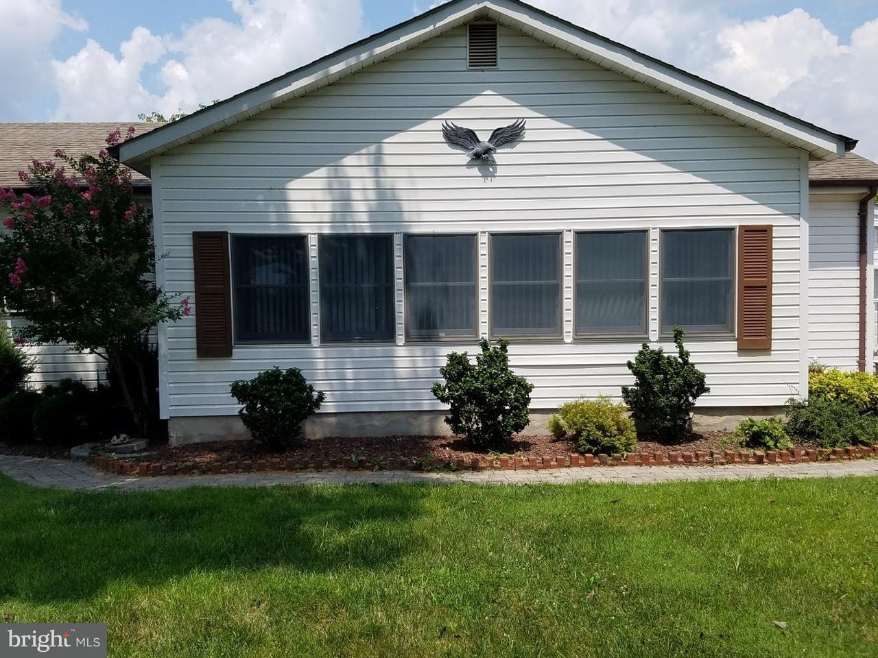 Частный односемейный дом для того Продажа на 4337 HALLTOWN Road Hartly, Делавэр 19953 Соединенные Штаты