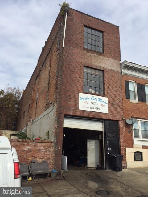 Commercial for Sale at 2200 Frederick Ave Baltimore, Maryland 21223 United States