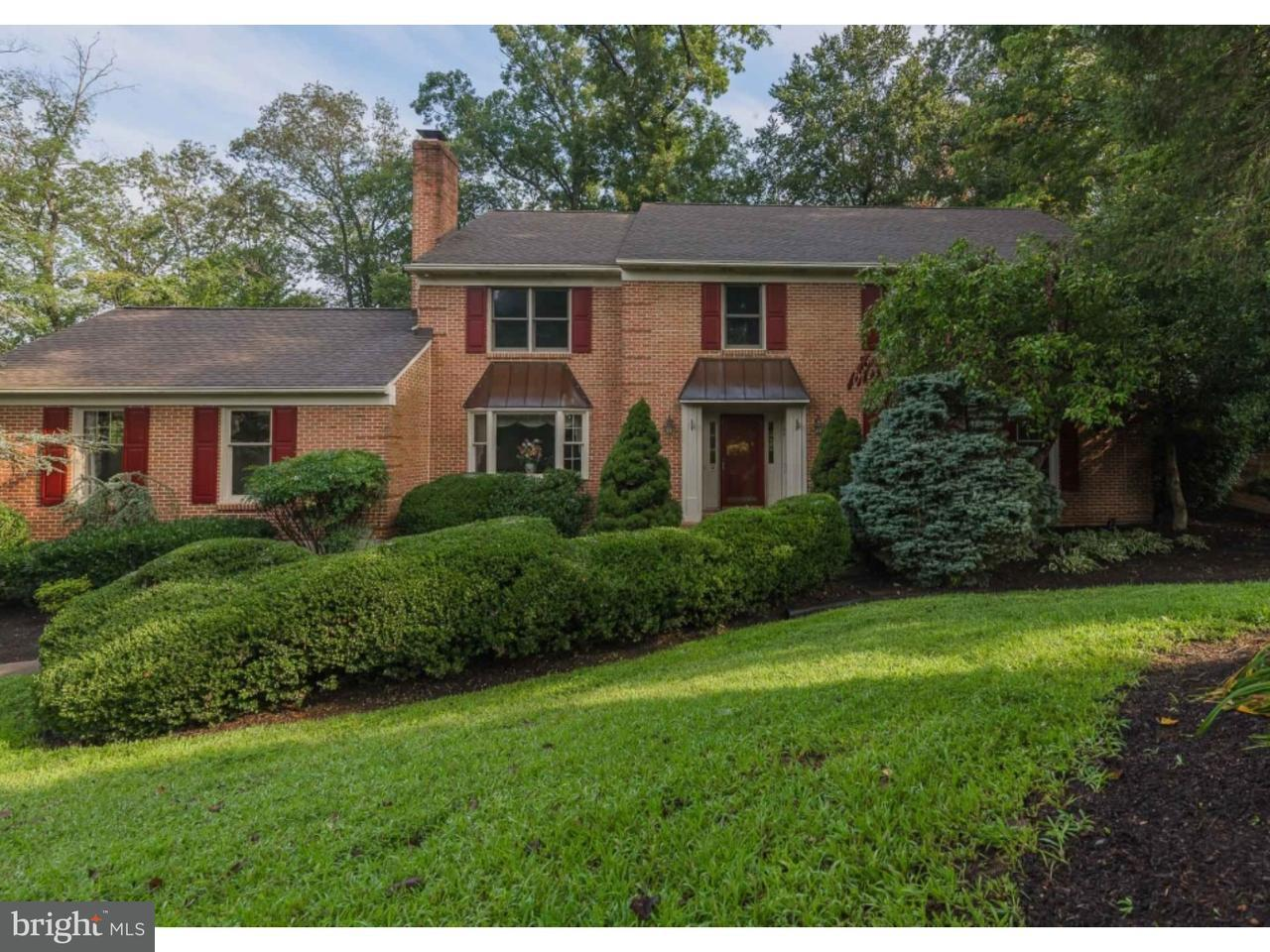 Single Family Home for Sale at 120 JUNEBERRY Court Hockessin, Delaware 19707 United States
