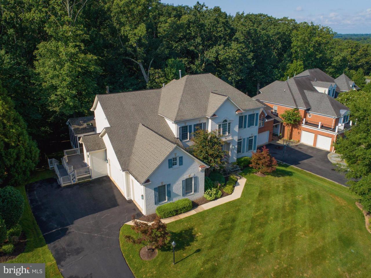 獨棟家庭住宅 為 出售 在 11597 CEDAR CHASE Road 11597 CEDAR CHASE Road Herndon, 弗吉尼亞州 20170 美國