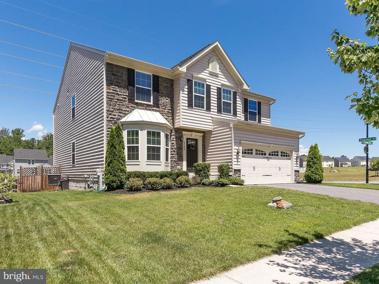 Casa Unifamiliar por un Venta en 5706 FIELDCREST Drive 5706 FIELDCREST Drive White Marsh, Maryland 21162 Estados Unidos